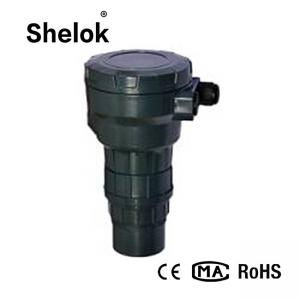 China Intergrated sewage EXiaII BT4Gb 0.25%F.S ultrasonic open channel flow meter on sale