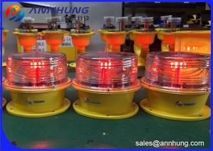 China NVG Compatible Infrared LED Light With Low Power Consumption For Airport Taxiway on sale