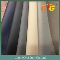 BS 5852 Cigarette Antimicrobial PVC Artificial Leather PVC PU Synthetic Leather