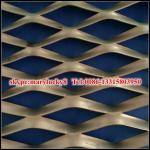 architechtural external cladding/metal mesh facade cladding/expanded metal facade cladding