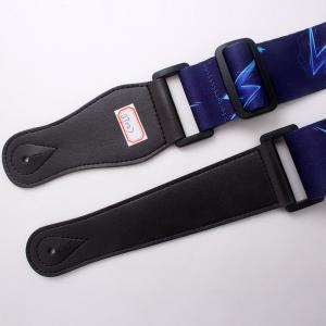 China Nylon Fabric Personalized Guitar Straps For Gift OEM & ODM Available on sale