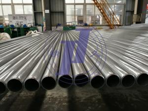 China EN10305-1 E235 E355 Seamless Cold Drawn Precision Steel Tubes For Hydraulic Line on sale