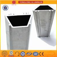 Heat Insulating Extruded Aluminum Section Materials Flexible Operation