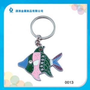 China Cute Fish Keychain on sale