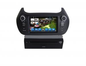 China Android Double Din Dvd Player Fiorino Fiat Navigation System OBD Bluetooth 3G on sale