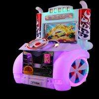 Popular Children Racing Game Machine Coin Operated Racing Car Arcade Kids Game Machines For Playground Amusement Park
