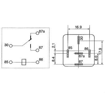 12 volt relay wiring diagram schematics and wiring diagrams 12 volt relay wiring diagram