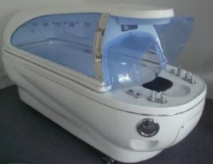 China Wet / Dry Steam For Sauna & Steam Bath Jacuzzi Deluxe Magic Infrared SPA Capsule on sale