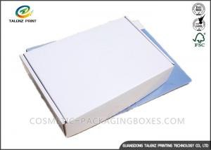 China Handmade Corrugated Packaging Box CMYK Printing Customizability Friendly on sale
