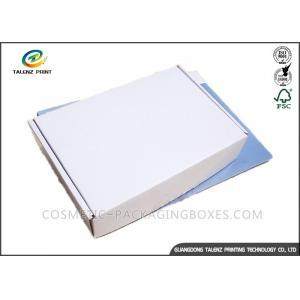 China Handmade Corrugated Packaging Box CMYK Printing Customizability Friendly on sale