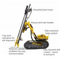 Hammer Anchor Drilling Rig Foundation Piling Machine for Downhole Hole Blasting Drilling