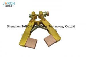 China 6x12x20mm Generator Slip Ring Brush Holder on sale