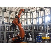 Arc Welding Rapid Process Automation , Civil Boiler Manufacturing Automation Systems