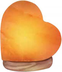 China Home Himalayan Glow USB Rock Heart Salt Lamp on sale