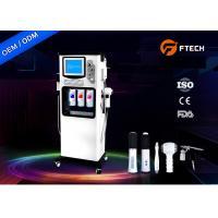 Skin Tightening Oxygen Jet Peel Machine / Oxygen Facial Equipment For Spa Use