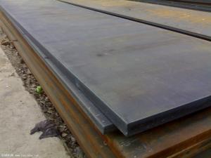 China S235JR Hot Rolled Steel Sheet, Welding Carbon Steel Slab EN10025 on sale