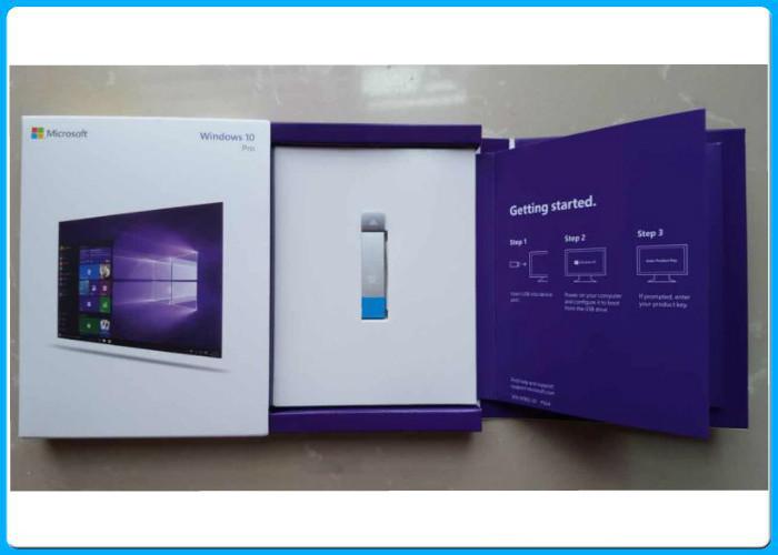 Microsoft Windows 10 Home English Usb Flash Drive: English /French/Korea 32/64bit Microsoft Windows 10 Pro