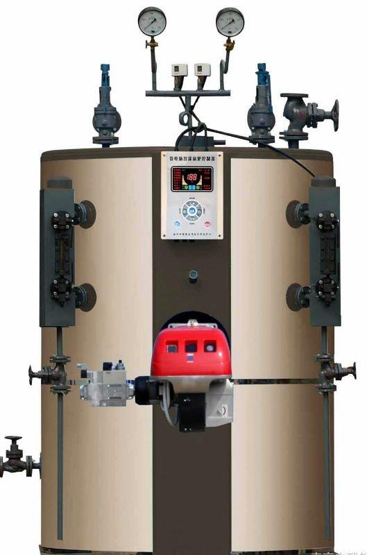 LHS Gas/Oil Fired Vertical Steam Boiler for sale – Vertical Boiler ...