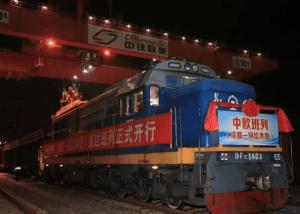 China Experienced International Rail Freight Chengdu To Europe Freight Forwarding Agent on sale