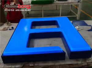 China stainless steel sign Stainless steel letter steel letter on sale