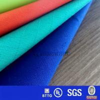 210GSM 100%Algodón Paño resistente al fuego, con certificado SGS