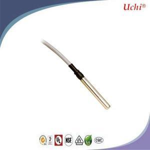 China PT100 RTD Thermistor Temperature Sensor Probe Stainless Steel on sale