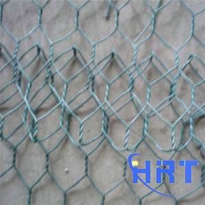 China Galvanized & PVC Gabion Basket factory on sale