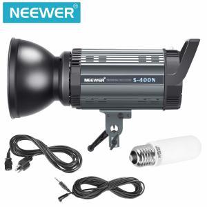 China Neewer Studio Flash Strobe Light Monolight - 400W GN.60 5600K with Modeling Lamp, Aluminum Alloy Construction(S400N) on sale