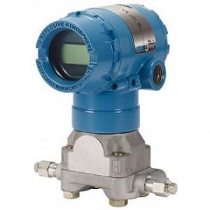 China Rosemount 2051C Differential and Gauge Pressure TransmitterVersatile pressure transmitter on sale