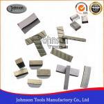 Circular Saw Blade 300 - 3500mm Diamond Segment For Marble , Ganite , Sandstone Cutting