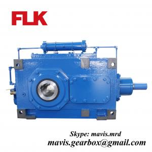 China Industrial Bevel-Helical Gear Box / Reduction Gear Box for Rolling Mill on sale