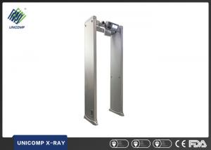 Quality 33 Zones WalkThrough Metal Detector UNX330 For Mall Exhibition Hall Security for sale