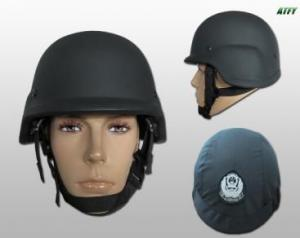 China Bullet Proof EOD Equipment Kevlar Helmets Bulletproof Polyethylene Material on sale