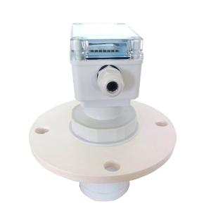 China RS485 RS232 4-20mA Ultrasonic Level Transmitter For Level / Distance on sale