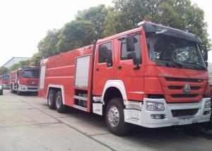 China International Pumper Rescue Fire Truck 15-20CBM on sale