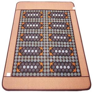 China Natural Jade massage Thermal Bed mattress on sale