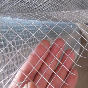 China 22 Gauge Zinc Coated Welded Wire Mesh For Raising Animals , 0.4 MM - 3MM Diameter on sale