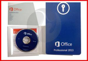China Microsoft Office 2013 Professional Software Full Version Lifetime Guarantee on sale