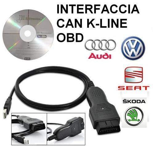 Vw/audi Diagnostic Cable Vagcom 11 11 3 Vcds for sale – VAG