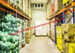 Customized Fresh Keeping Coldstore And Quick Frozen Cold Room For Commercial Supermarket Use