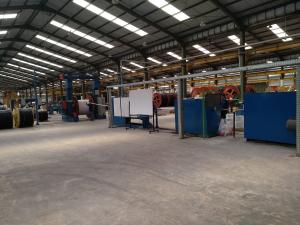 China Algeria Wire Manufacturing Machine , Cable Extruder Equipment Low - Noise on sale