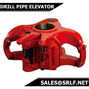 China Drill Pipe G series Center latch 18 degree Shoulder 350T DDZ elevator on sale