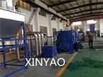 Agricultural Films Washing Plastic Recycling Plant / PE Film Washing Line