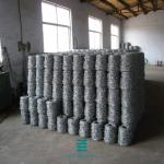 Security Gillnet Galvanised Wire Roll High Tensile Width 15mm Mesh Hole