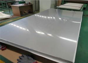 China 22 Ga 1mm 304 Stainless Steel Sheet , Cold Rolled Stainless Steel Thin Sheets on sale