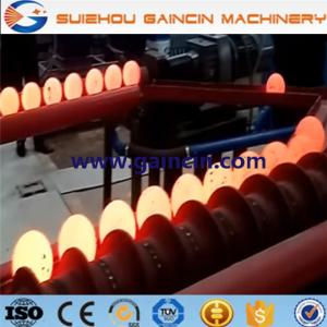 China carbon manganese grinding media steel balls, steel grinding media balls for mining mill on sale