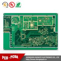 BGA Multilayer PCB with TG180 Laminates, Made of FR4, Aluminum, FPC and Copper