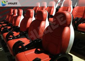 China Burning Blood Exciting Motion Mobile 5D Cinema With Luxurious Armrest Seats Two Years Warranty on sale