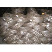 China Electro Hot Dipped Galvanized Iron Wire For Building Material ISO9001 Approval on sale