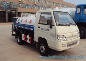 China 1000 L - 2000 L 4x2 Drive Small Fire Fighting Vehicle Foton forland water tank truck 68hp on sale